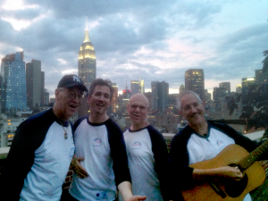 NY Serenaders On The Roofb